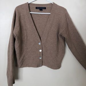 French Connection Wool Cardigan